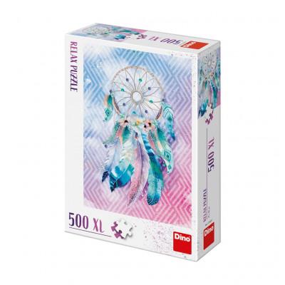 Dino Lapač snů puzzle 500XL dílků