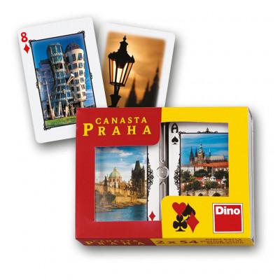 Dino Praha kanasta