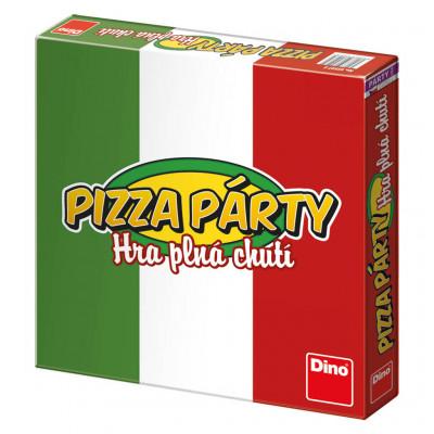 Dino Pizza Párty párty hra