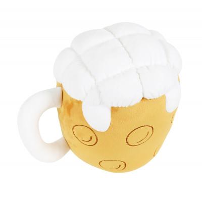 Albi Plyšový polštář - Pivo