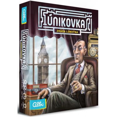 Albi Únikovka - Zkáza Londýna