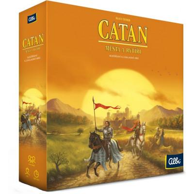 Albi Catan - Osadníci - Města a rytíři