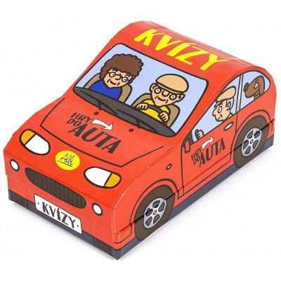 Albi Hry do auta - Kvízy