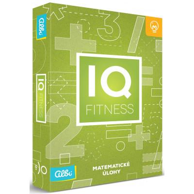 Albi IQ Fitness - Matematické úlohy