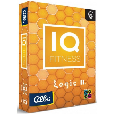 Albi IQ Fitness - Logic II.
