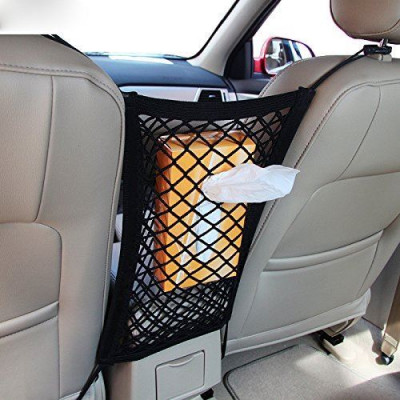 Síťka mezi sedačky do auta