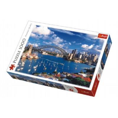 Trefl Puzzle Port Jackson, Sydney 1000 dílků