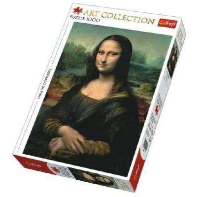 Trefl Puzzle Mona Lisa 1000 dílků