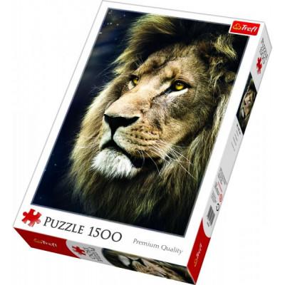 Trefl Puzzle Lev 1500 dílků