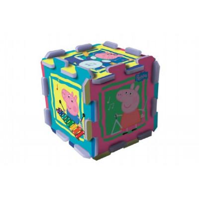 Trefl Pěnové puzzle Peppa Pig 32x32x1cm