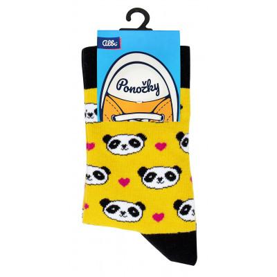 Albi Ponožky - Pandy