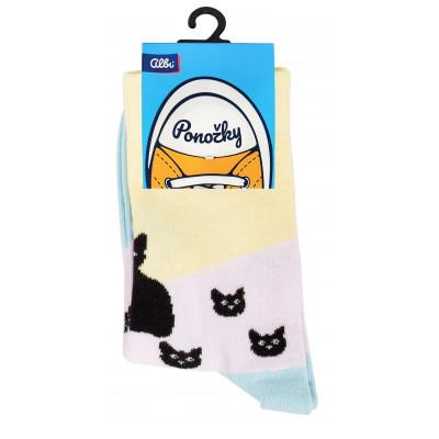 Albi Ponožky - Kočky