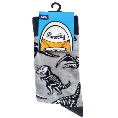 Albi Ponožky - Dinosauři