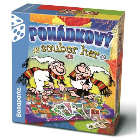 Bonaparte Pohádkový soubor her společenská hra