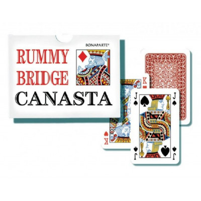 Bonaparte Canasta karty 108ks
