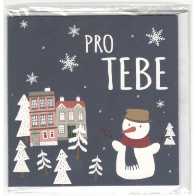 Vánoční přání - Pro tebe