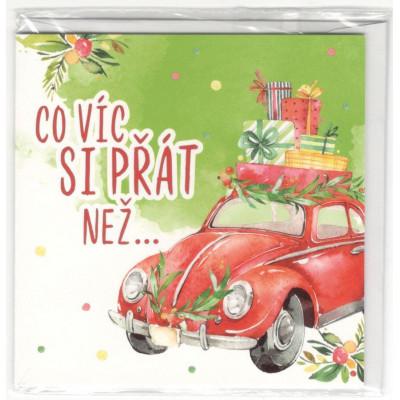 Vánoční přání - Co víc si přát než..