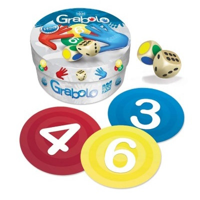 Stragoo Grabolo postřehová hra 4+