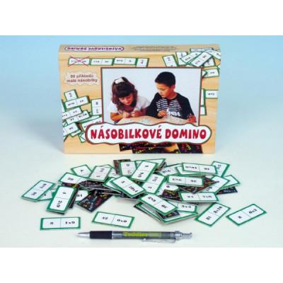 Voltik Násobilkové domino hra 60ks