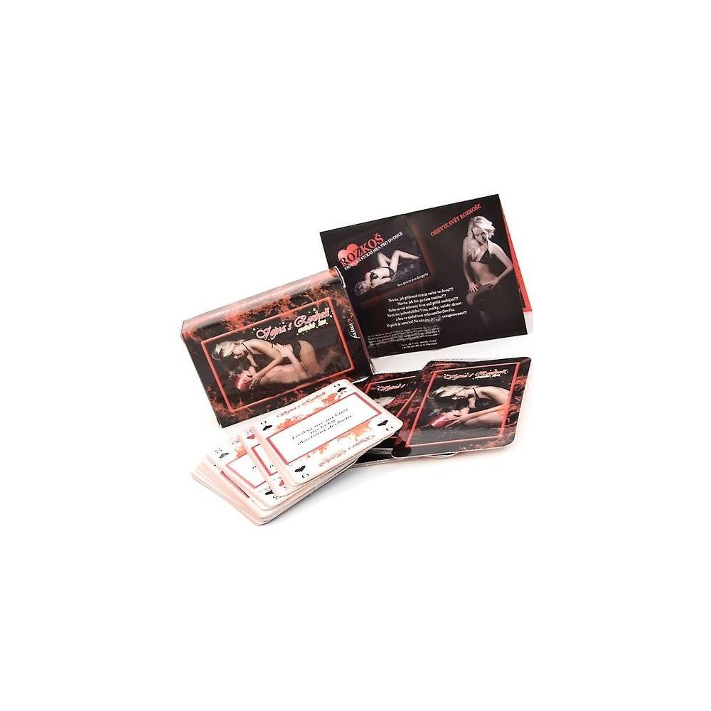 Vojna s rozkoší - Hrací karty