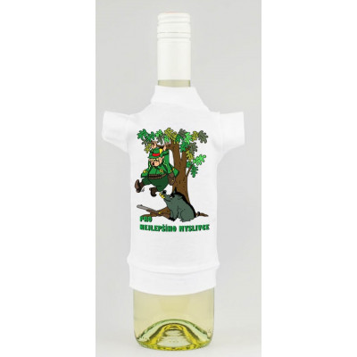 Tričko na láhev - Pro nejlepšího myslivce