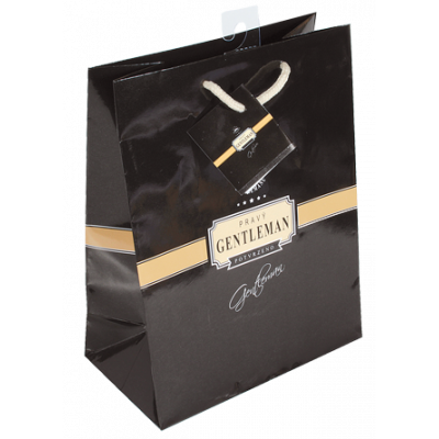 Dárková taška - Gentleman