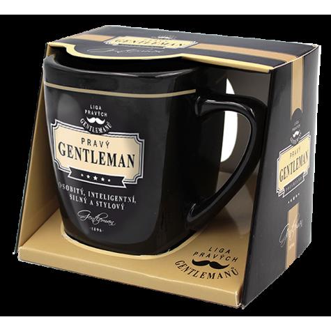 Gentleman Hrnek - Pravý gentleman osobitý, inteligentní