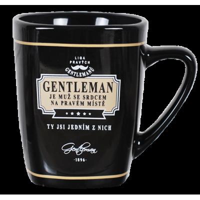 Gentleman Hrnek - Gentleman je muž se srdcem..