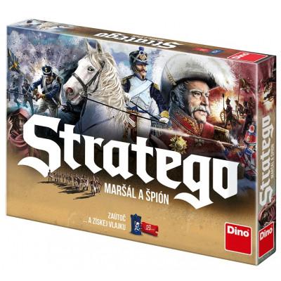 Dino Stratego - Maršál a špión rodinná hra