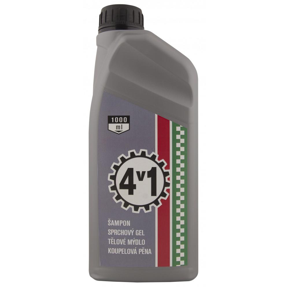 Sprchový gel XXL 1000ml - 4v1
