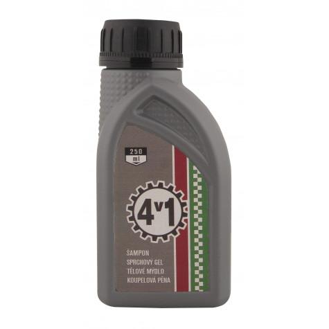 Sprchový gel 250ml - 4v1