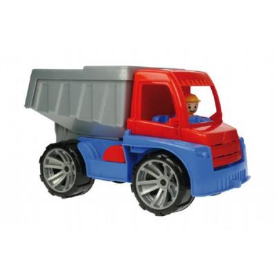 Lena Auto Truxx s figurkou sklápěč plast 27cm 24m+