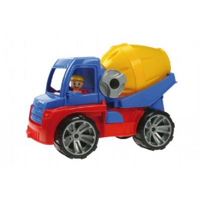 Lena Auto Truxx s figurkou domíchávač plast 29cm 24m+