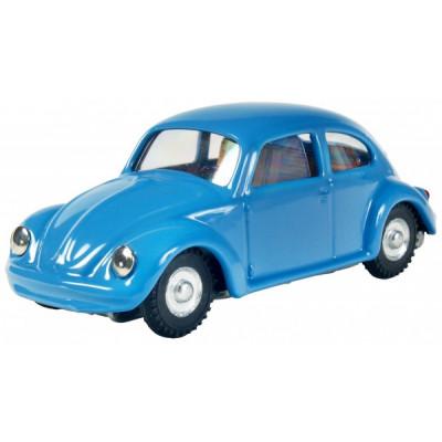 Kovap Auto VW brouk na klíček kov 11cm modré