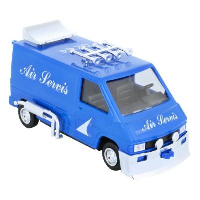 Stavebnice Monti 05 Air Servis-Renault Trafic 1:35