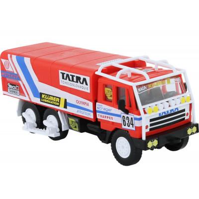 Stavebnice Monti 10 Rallye Dakar Tatra 815 1:48