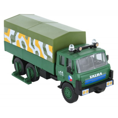 Stavebnice Monti System 11 Czech Army Tatra 815 1:48