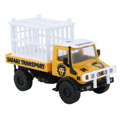 Stavebnice Monti 51 Safari-Mercedes Unimog