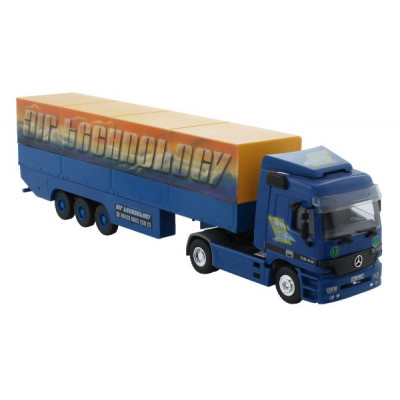 Stavebnice Monti System 54 Air Technology Actros L-MB 1:48
