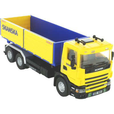 Stavebnice Monti System 67 Scania Skanska 1:48