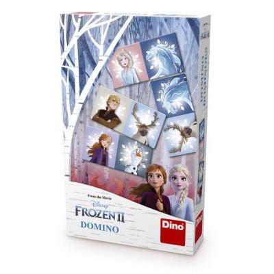 Dino Frozen II/Ledové království II domino
