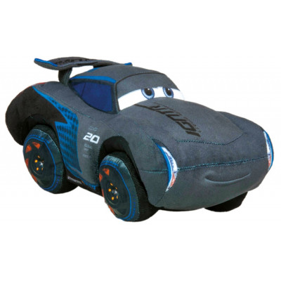 Dino Cars 3/Auta 3 plyšový Jackson Storm 25cm