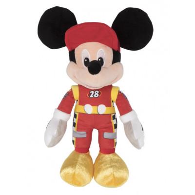 Dino plyšový Mickey závodník racer 25cm