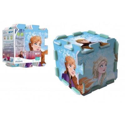 Trefl Pěnové puzzle Ledové království II/Frozen II 118x60cm 8ks