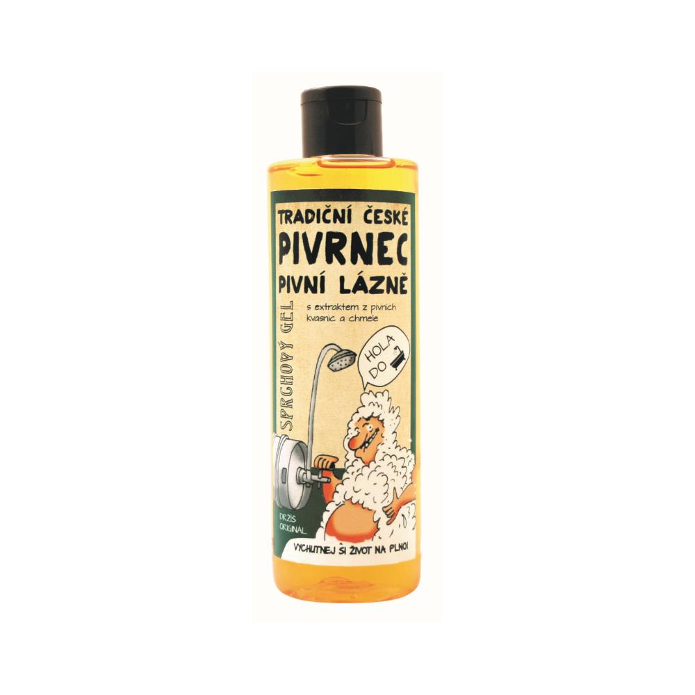 Pivní lázeň Pivrnec - sprchový gel 250ml