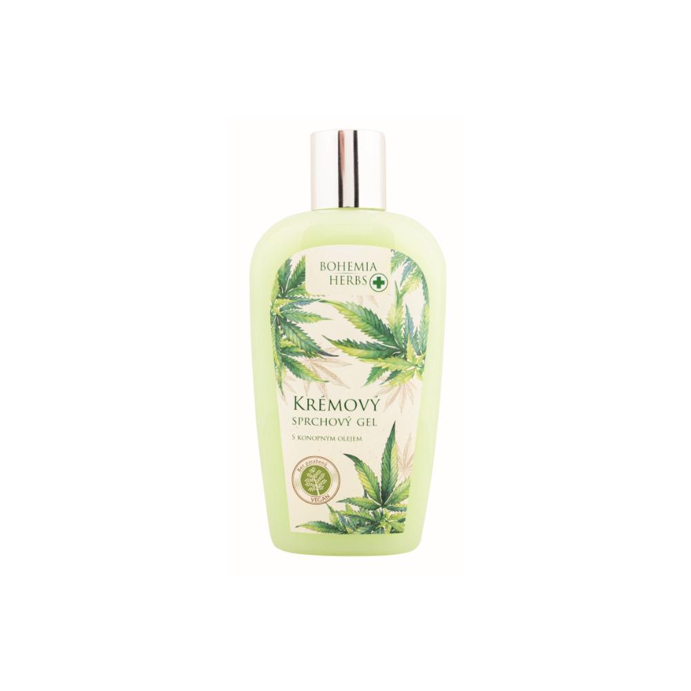 Cannabis krémový sprchový gel 250 ml