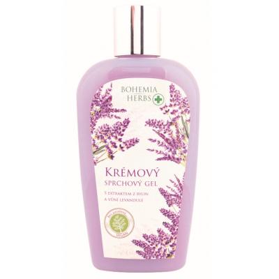 Krémový sprchový gel Levandule 250 ml