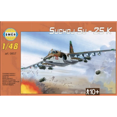 Směr Model letadlo Suchoj SU-25 K 1:48