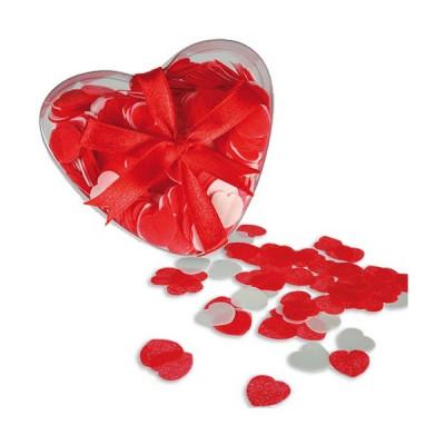 Konfety do vany - Srdce