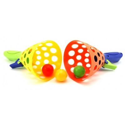 Catch ball hra 2ks + 3 míčky